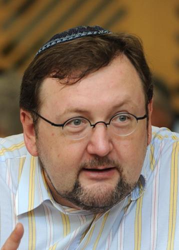 Rabbi Prof. Dr. Walter Homolka